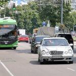 Житомиряни скаржаться, що не завжди можуть скористатися пандусом в нових тролейбусах та автобусах (ФОТО, ВІДЕО)