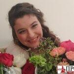 Черкащанка Владислава Семенченко, яка пересувається на візку, з червоним дипломом закінчила університет