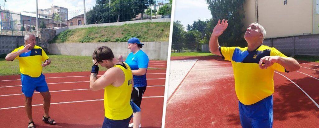 Цілеспрямовані й працьовиті. Кропивницький тренер 21 рік працює з паралімпійцями (ВІДЕО). кропивницький, олег соколовський, паралімпійські ігри, тренер, інвалідність