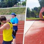 Цілеспрямовані й працьовиті. Кропивницький тренер 21 рік працює з паралімпійцями (ВІДЕО)