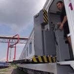 Світлина. Крюківський вагонобудівний завод готовий робити свої вагони ще зручнішими для пасажирів з інвалідністю. Безбар'ерність, інвалідність, інклюзія, нарада, вагон, ПАТ КВБЗ