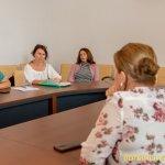 Світлина. У Луцьку просять створити центр денного перебування для молоді з інвалідністю. Новини, інвалідність, засідання, Луцьк, молодь, Центр денного перебування
