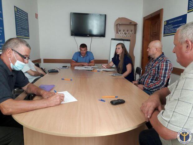 Про права, особливості та можливості працевлаштування дізналися особи з інвалідністю з Бережанщини. бережанщина, працевлаштування, семінар, центр зайнятості, інвалідність
