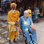 Світлина. Я об'їхав 63 країни на інвалідному візку. Життя і особистості, інвалідність, доступність, інвалідний візок, подорож, Микола Подрезан
