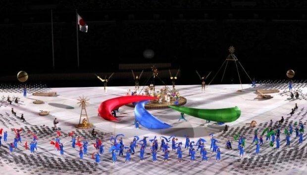 У Токіо офіційно почалися літні Паралімпійські ігри-2020. паралімпійські ігри, токио, відкриття, паралімпиєць, спортсмен