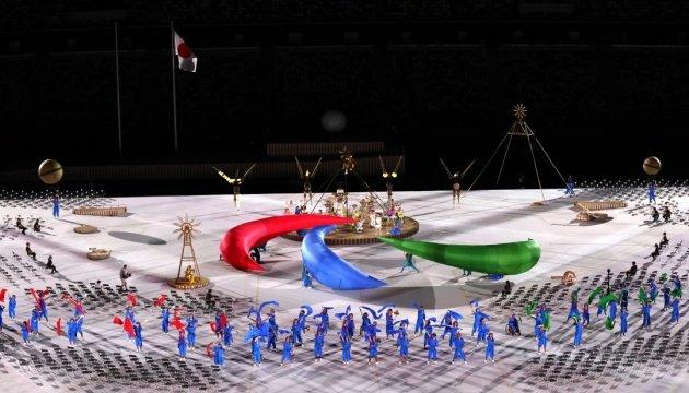 У Токіо офіційно почалися літні Паралімпійські ігри-2020 (ФОТО). паралімпійські ігри, токио, відкриття, паралімпиєць, спортсмен