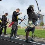 Спортивні змагання – одна з успішних моделей повернення ветеранів до життя