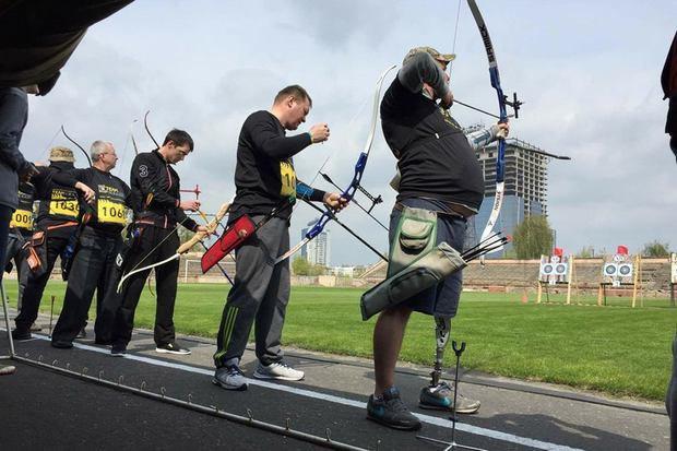 Спортивні змагання – одна з успішних моделей повернення ветеранів до життя. warrior games, ветеран, військовослужбовець, змагання, травма