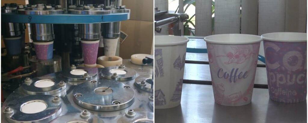 Вироблятимуть екопакети. На Донеччині Центр реабілітації інвалідів виготовляє паперовий посуд (ФОТО, ВІДЕО). донеччина, центр реабілітації, екопакет, паперовий посуд, інвалідність