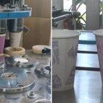 Вироблятимуть екопакети. На Донеччині Центр реабілітації інвалідів виготовляє паперовий посуд (ФОТО, ВІДЕО)