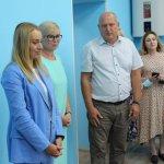 Світлина. У Лимані відкрили оновлений інклюзивно-ресурсний центр. Навчання, інвалідність, особливими освітніми потребами, інклюзивно-ресурсний центр, розвиток, Лиман