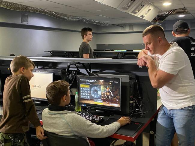 У Рівному пройшов перший в Україні турнір із кіберспорту для людей з інвалідністю. рівне, змагання, кіберспорт, турнір, інвалідність