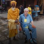 Я об'їхав 63 країни на інвалідному візку