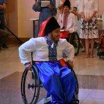 """Світлина. У Краматорську пройшов фінал конкурсу """"Краса без обмежень"""" та """"Мужність без обмежень"""". Конкурси, інвалідність, суспільство, Краматорськ, Краса без обмежень, Мужність без обмежень"""