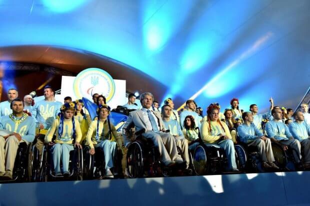 «UA: Перший» покаже наживо церемонію проводів на XVI літні Паралімпійські ігри. ua: перший, паралимпиада, паралімпійські ігри, змагання, церемонія проводів