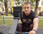 Ветеран-лучанин здобув дві перемоги на змаганнях у США. warrior games, ігри воїнів, павло ковальський, ветеран, нагорода