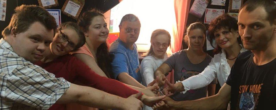 У Коломиї на Івано-Франківщині створили інклюзивний театр. коломия, актор, вистава, театр, інвалідність