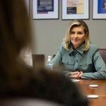 Олена Зеленська у Стенфордському університеті обговорила питання інклюзії, забезпечення рівного доступу та потреб студентів і викладачів з інвалідністю