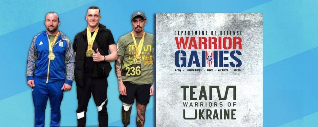 Золото, срібло та бронза: команда ветеранів з Чернігівщини здобула нагороди на «Іграх Воїнів» (ВІДЕО). ігри воїнів, ветеран, змагання, нагорода, спортсмен