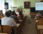 У Коломиї молодь з інвалідністю навчали фінансової грамотності (ВІДЕО). коломия, молодь, тренинг, фінансова грамотність, інвалідність