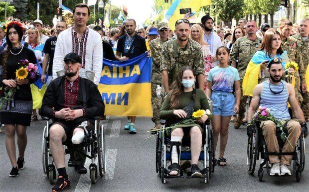 Поранення не вирок, або Як ветерани війни повертаються до активного життя. ветеран, пацієнт, поранення, протезування, реабілітація