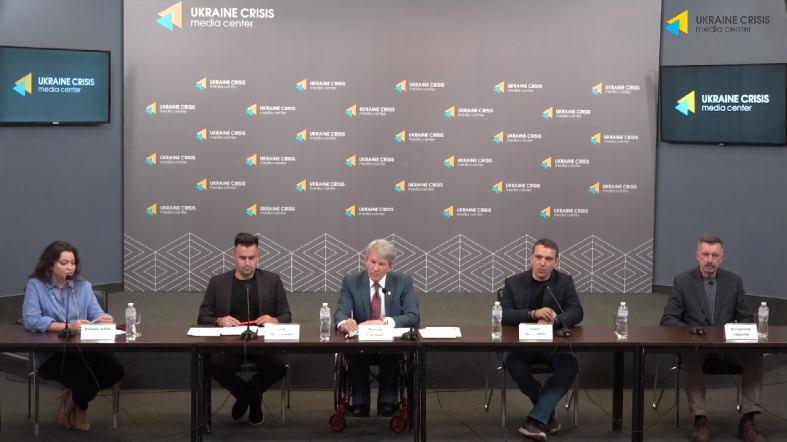 Паралімпійський тріумф України неможливий без ветеранського руху – підсумки обговорення в УКМЦ (ВІДЕО). паралимпиада, обговорення, паралімпиєць, суспільство, інвалідність