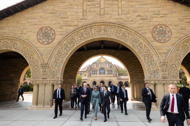 Олена Зеленська у Стенфордському університеті обговорила питання інклюзії, забезпечення рівного доступу та потреб студентів і викладачів з інвалідністю. олена зеленська, стенфордський університет, студент, інвалідність, інклюзія
