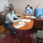 Регіональний представник Уповноваженого у Рівненській області обговорив із заступником міського голови Дубна дотримання прав людей з інвалідністю