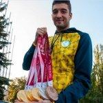 """""""Срібло - означає, що є куди прагнути"""": п'ятиразовий чемпіон Паралімпіади розповів про медалі, Токіо та мрії"""