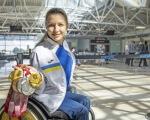 Долаючи долю. Інтерв'ю з паралімпійською чемпіонкою з плавання Єлизаветою Мерешко. єлизавета мерешко, паралимпиада, паралімпійські ігри, плавання, чемпионка