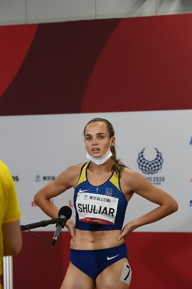 Юлія Шуляр, паралімпійська чемпіонка з Прикарпаття: «Для мене не важлива медаль, важливіше покращувати свій особистий результат». паралимпиада, паралімпійські ігри, юлія шуляр, спортсмен, чемпионка