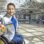 Долаючи долю. Інтерв'ю з паралімпійською чемпіонкою з плавання Єлизаветою Мерешко
