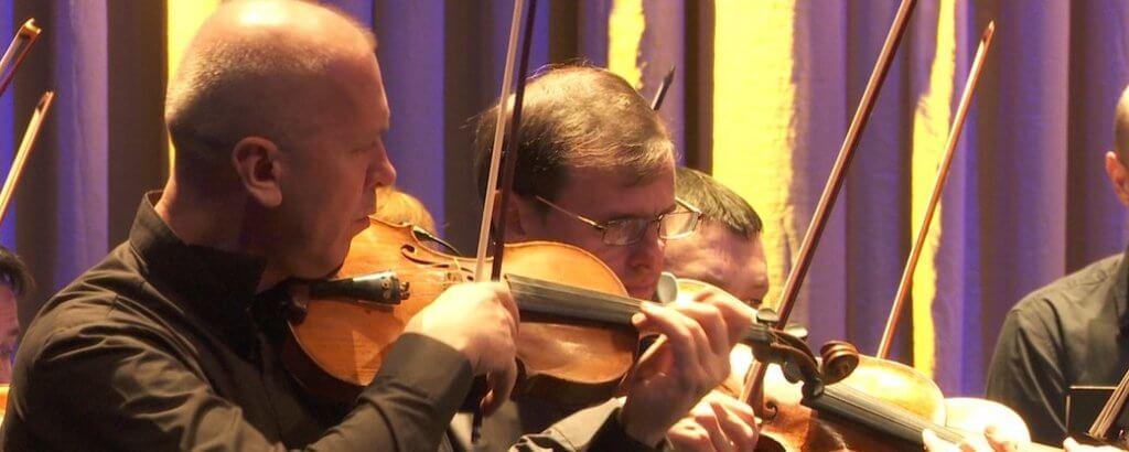 У Дніпрі відбувся інклюзивний концерт «Відчинилося життя». відчинилося життя, дніпро, концерт, незрячий, оркестр