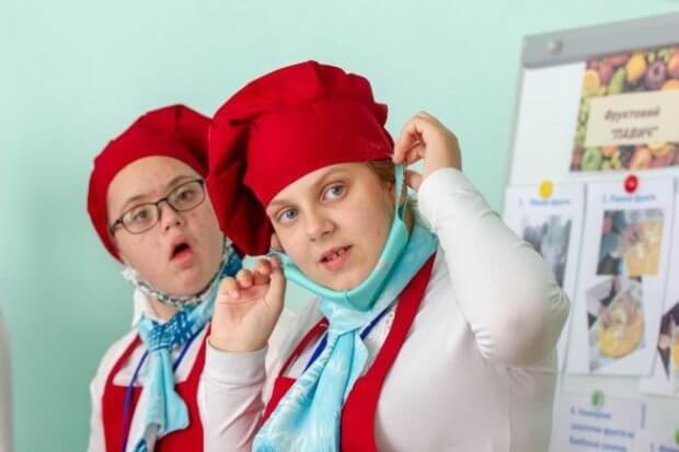 Iнклюзія та реалії. навчання, робота, синдром дауна, інвалідність, інклюзія