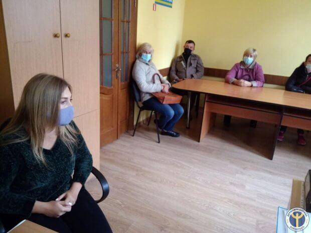 У Козові відбувся семінар для осіб з інвалідністю. козова, безробітний, семінар, центр зайнятості, інвалідність