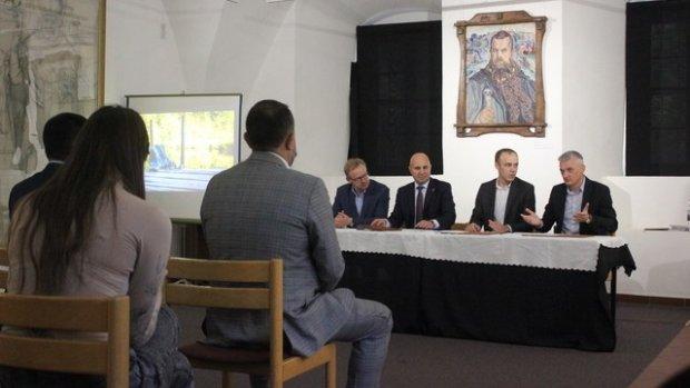 У Львові презентували відео про сільський туризм для осіб з інвалідністю. львів, відео, проєкт, туризм, інвалідність