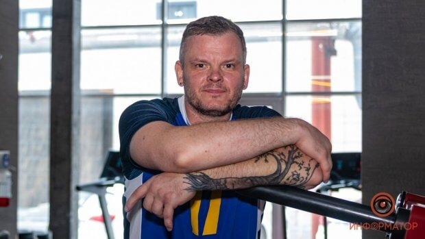 Ими гордится Днепр: история спортсмена, который лишился обеих ног и стал тренером Паралимпийской сборной. алексей харламов, инвалидность, спортсмен, травма, тренер