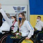 Українські спортсмени повернулися з Паралімпіади у Токіо. Як їх зустрічали (ФОТО, ВІДЕО)