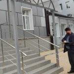 Результати моніторингу архітектурної доступності для осіб з інвалідністю у Відділі обслуговування громадян №12 (м.Бахмут Донецької області) Головного управління ПФУ в Донецькій області