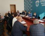На Тернопільщині впроваджують Національну стратегію із створення безбар'єрного простору в Україні. національна стратегія, тернопільщина, безбар'єрний простір, засідання, інвалідність