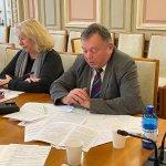 Представники Офісу Омбудсмана взяли участь у комітетських слуханнях «Питання реалізації конституційних прав і свобод осіб з інвалідністю»