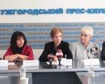 В Ужгороді розповіли, як проходить реабілітація людей із інвалідністю. ужгород, пресконференція, проект, суспільство, інвалідність