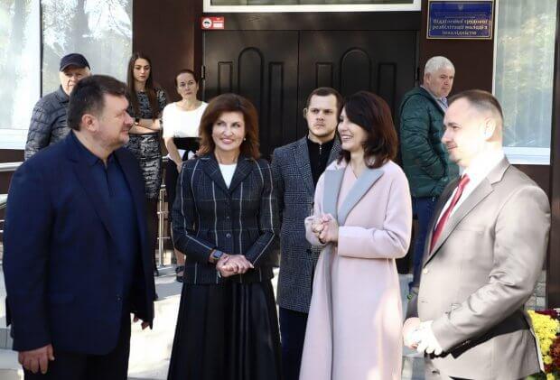 У Дарницькому районі відкрився заклад трудової реабілітації для осіб із інвалідністю. київ, відділення трудової реабілітації, заклад, послуга, інвалідність