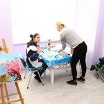 Світлина. У Дарницькому районі відкрився заклад трудової реабілітації для осіб із інвалідністю. Реабілітація, інвалідність, Київ, послуга, заклад, відділення трудової реабілітації