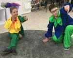 """""""В чужому пір'ю"""": у Луцьку діти готують інклюзивну музичну виставу (ФОТО, ВІДЕО). в чужому пір'ю, луцьк, вистава, дитячо-церебральний параліч, синдром дауна"""