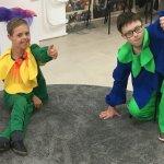 """""""В чужому пір'ю"""": у Луцьку діти готують інклюзивну музичну виставу (ФОТО, ВІДЕО)"""
