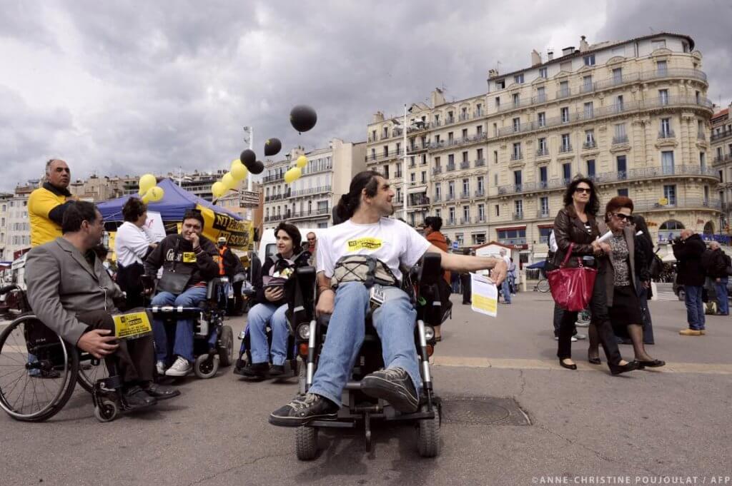 Права інвалідів: Європейська картка інвалідності для гармонізації статусу в ЄС. єс, європарламент, резолюція, статус, інвалідність