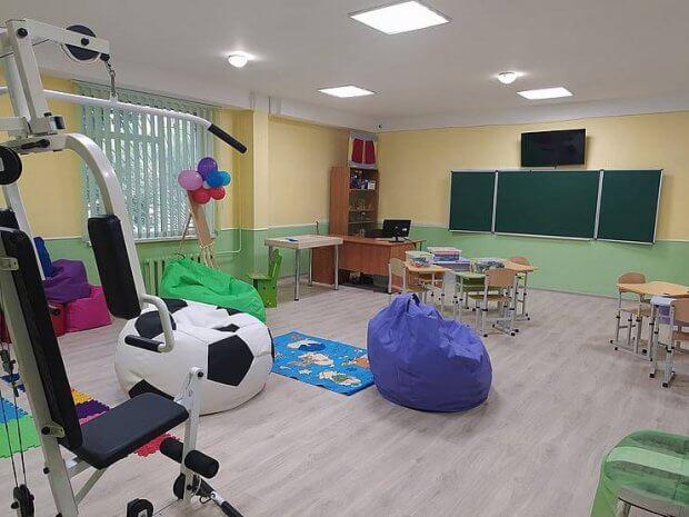 Інклюзивний простір для особливих. миколаїв, адаптація, особливими освітніми потребами, проект, соціалізація, школа
