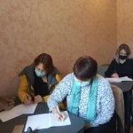 У Святогірську для громадян з інвалідністю проводять навчання (ФОТО)