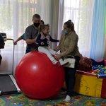 Світлина. На Вінниччині відновив роботу центр реабілітації для дітей і молоді з особливими потребами. Реабілітація, підтримка, відновлення, умова, центр реабілітації Ангел надії, Могилів-Подільський